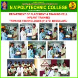 IN PLANT TRAINING PHOTOS